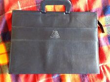 Vintage MOBIL Service Station Managers Business Conference Brief Case Petroliana