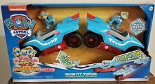 PAW PATROL Mighty Pups Super Paws Mighty Twins Power Split Vehicle - NEW