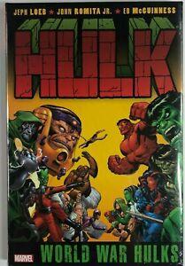 Hulk : World War Hulks (2012, Hardcover)