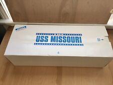 Danbury Mint USS Battleship 1:500 Scale Missouri New In Box
