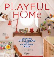 PLAYFUL HOME [9780789329042] - ANDREW WEAVING (HARDCOVER) NEW