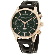 Frederique Constant Men's FC397HDG5B4 VintageRally Swiss Automatic Chrono Watch