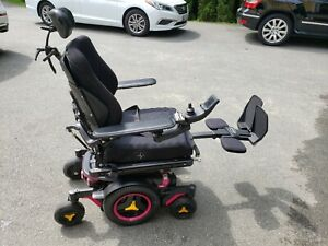 Permobil M3 Power Wheelchair, used 4 weeks. In great condition.
