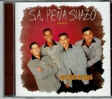 SA  Pena Suazo Presenta Los Hijos de Papa  BRAND  NEW SEALED  CD