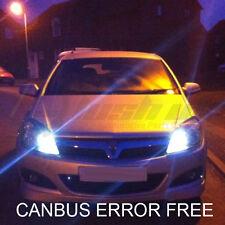 * Astra H 05-10 Xenon Blanco LED Bombillas De Luz Lateral Vectra errores Corsa 5 SMD