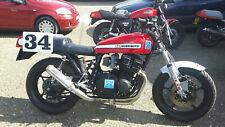 SUZUKI GS1000/GSX1100/KATANA MOTO GP WERKS FULL RACE EXHAUST SYSTEM
