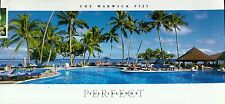 C8550cgtA5 Fiji The Warwick Resort postcard