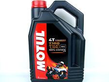 Motul 7100 10W-40 4Liter Motorradöl Motoröl Öl 4-Takt 4T 10W40 vollsynthetisch