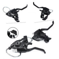 ST-EF51-8 MTB Bicycle Brake Levers Shifter Shift Set Brake 3x8 24-Speed