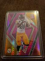 2018 Panini Spectra Neon Pink 15/20 #105 Le'Veon Bell Steelers Jets