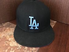 Los Angeles Dodgers New Era 59Fifty Fitted Cap Size 7 1/2