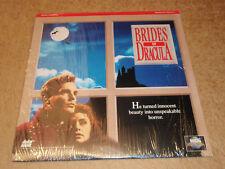 Brides Of Dracula Laserdisc LD