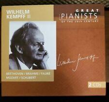 Great pianist: Wilhelm Kempff III