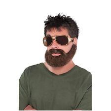 Wacky Facial Hair The Hangover Alan Beard / Moustache Costume Accessory