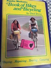 """""""Book of Bikes and Bicycling"""" by Dick Teresi - by Popular Mechanics magazine"""