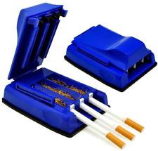 More details for cigarette rolling machine, three tubes manual cigarette roller tube tobacco make