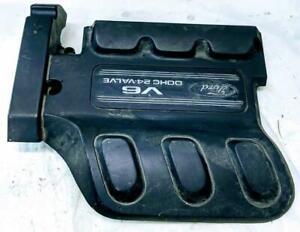 2001-2004 Ford Escape YL8E-8A590-DC 3.0L V6 Engine Cover Used YL8E-8A590-DC