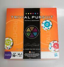 Hasbro Trivial Pursuit Wetten & Gewinnen - Vollständig und guter Zustand