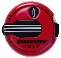 BRIDGESTONE GOLF score counter GAG408 Red Free Shipping with Tracking# New Japan