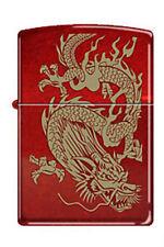 Zippo 8894 oriental dragon red full size Lighter