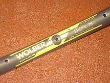 "NEUF NOS vintage WOLBER Profil 18 Sprint jante 24"" 28 trous Eroica"