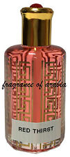 Red Thirst Citrus Ylang Ylang Musky Perfume Oil by Fragrance of Arabia 36ml