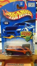 Hot Wheels First Editions HW Prototype 12 2002-036 (9999)