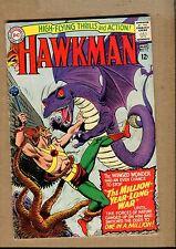 """Hawkman #12 - """"The Million Year-long War"""" - 1966 (Grade 2.5)WH"""