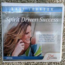 "Dani Johnson 10 Cd Set ""Spirit Driven Success Series Ii"" *New* *Sealed*"