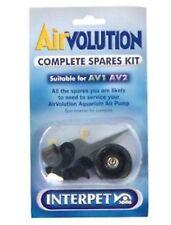 INTERPET AIRVOLUTION AIR PUMP SPARES KIT AV1 / AV2  0755349025473