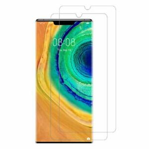 Full Screen Protector For Huawei Mate 20 P20 P30 Pro Lite Tempered Glass