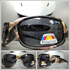 Envoltura Deporte Caza Pesca Militar Gafas de Sol Polarizadas Camuflaje Marco