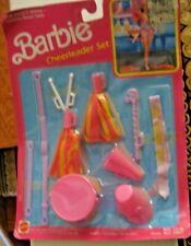 Barbie Cheerleading Set - #7278 - In Original Packaging