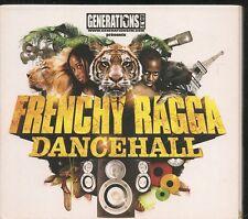 CD COMPIL 22 TITRES DIGIPACK--FRENCHY RAGGA DANCEHALL--SAM X/RIC/TIWONY/KRYS