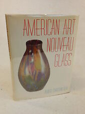 Albert Christian Revi  AMERICAN ART NOUVEAU GLASS  Thomas Nelson 1968 HC/DJ