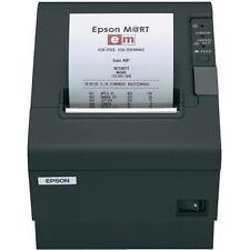 EPSON TM-T88IV USB Kassa Printer M129H + Adapter ZWART