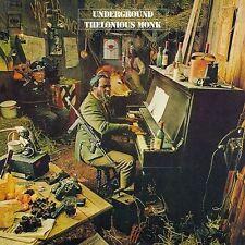 Underground [Bonus Tracks] [Remaster] by Thelonious Monk (CD, Aug-2003, Sony...