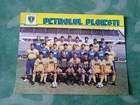 PETROLEL PLOIESTI- FOTO CARTOLINA ORIGINALE ROMANIA ANNI 80/90