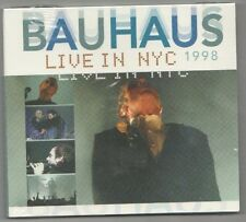 bauhaus - live in NYC     new import