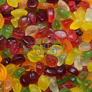 SUGAR FREE Fruit Salad Diabetic Sweets Retro Wedding Party Treat Gifts