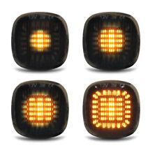 For Skoda Fabia Octavia A4 1U Sequential LED Side Marker Blinker Signal Light 2x