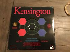 Kensington Game - Game Of The Year 1979 - Strategy game to frustrate and defeat