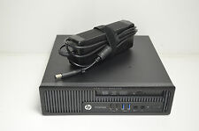 HP EliteDesk 800 G1 Core i3-4130 3.4GHz 8GB 320GB Win 7 Ultra Slim PC
