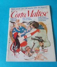 CORTO MALTESE nr. 12 del 1989 (Con inserto SUPERMAN/WATCHMEN)