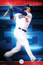 Cody Bellinger GONE DEEP Los Angeles Dodgers Official MLB Baseball Wall POSTER