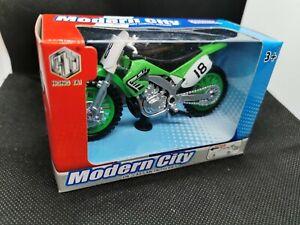motocross 1:18 MINIATURE 250 MOTOCROSS Échelle: 1:18