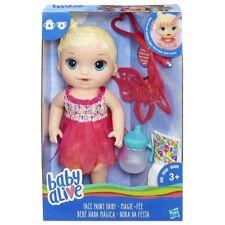 HASBRO BABY ALIVE PUPPE MALSPAß MAL SPAß BABY B9723 NEU