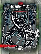Dungeon Tiles Reincarnated CITY  Dungeons & Dragons D&D 5th edition