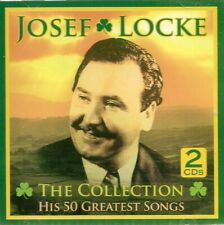 Josef Locke - The Collection (2CDs) His 50 Greatest Songs - New / Sealed