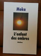L'enfant des ombres, Moka. Livre de poche jeunesse